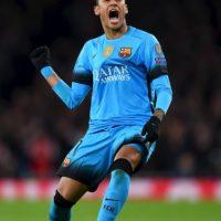 Tiene 18 goles, nueve menos que Cristiano Ronaldo Foto:Getty Images