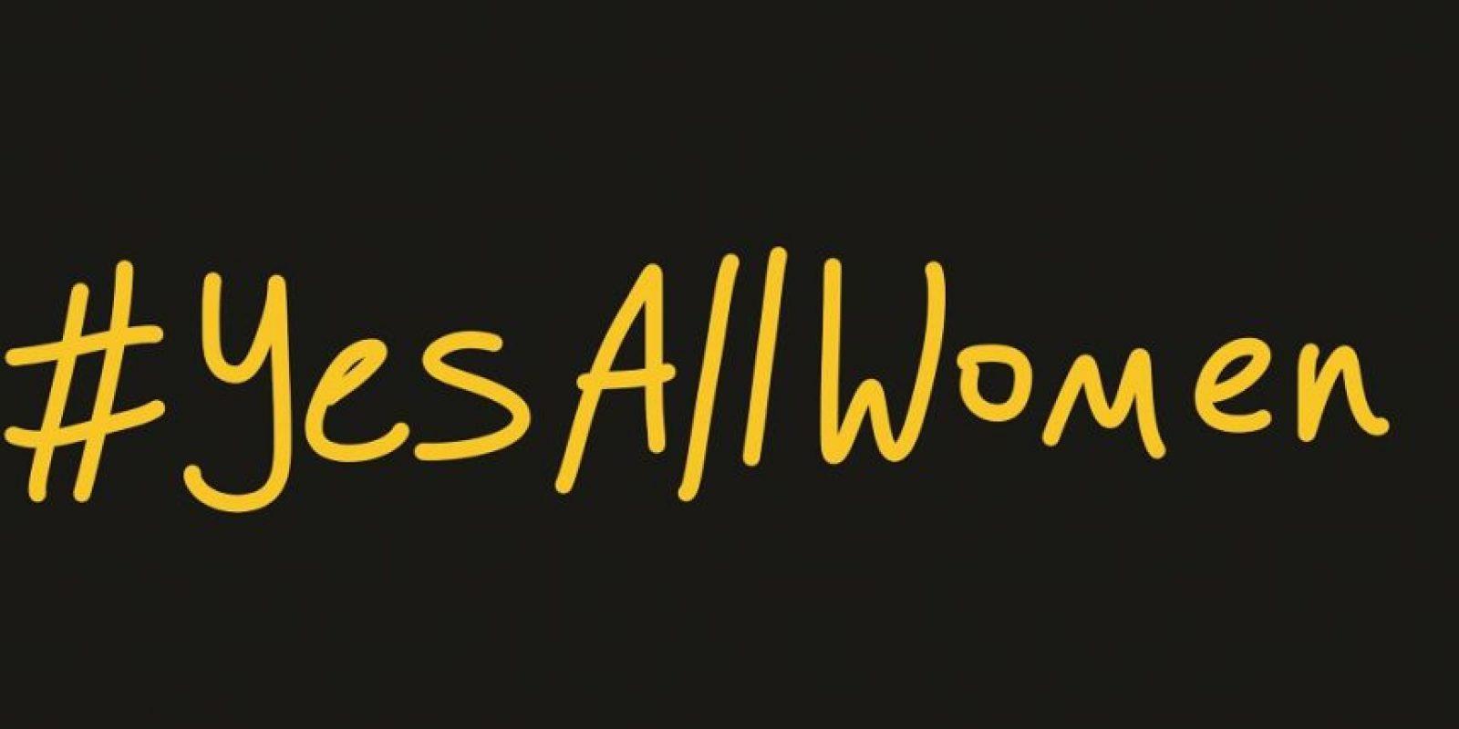 4- #YesAllWomen. Elliot Rodger asesinó a seis personas en una comunidad cerca de la Universidad de California en Santa Bárbara, en mayo de 2014. En su video de YouTube explicó que quería castigar a las mujeres que lo rechazaron por años. La campaña #YesAllWomen fue creada después de esta tragedia para generar conciencia sobre el sexismo y compartir ejemplos o historias de la misoginia y la violencia. Foto:Fuente externa