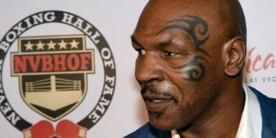 Mike Tyson Foto:Getty Images