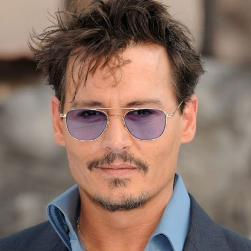 ¿Se habían imaginado así al actor? Foto:Getty Images