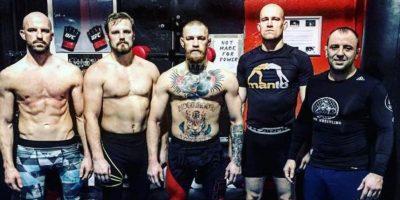 Miren las mejores imágenes de las redes sociales de Conor McGregor: Foto:Vía instagram.com/thenotoriousmma