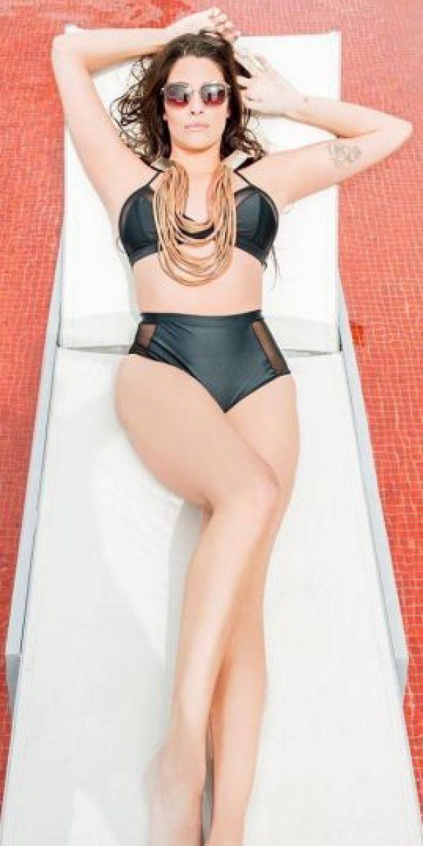 Miren las mejores imágenes de la modelo argentina: Foto:Vía instagram.com/ivinadal