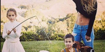 Jennifer López y Emme Foto:Vía instagram.com/jlo/