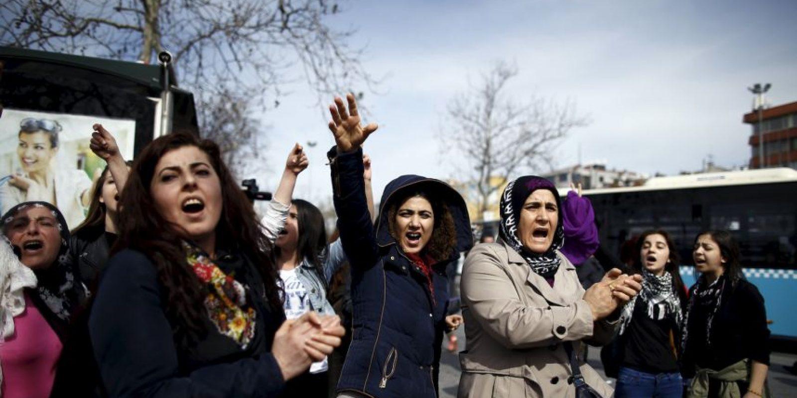 Turquía Foto:AP