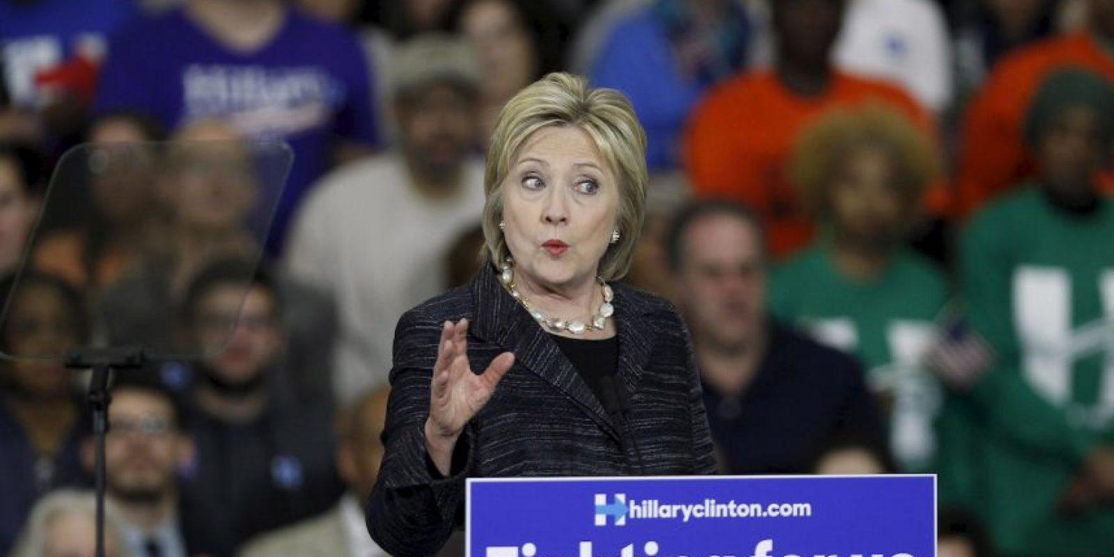 Consiguiendo así la victoria en 13 estados. Foto:AFP