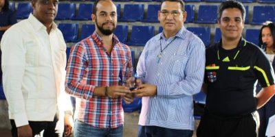 Inauguran la XXXV Copa Fútsal Loyola 2016