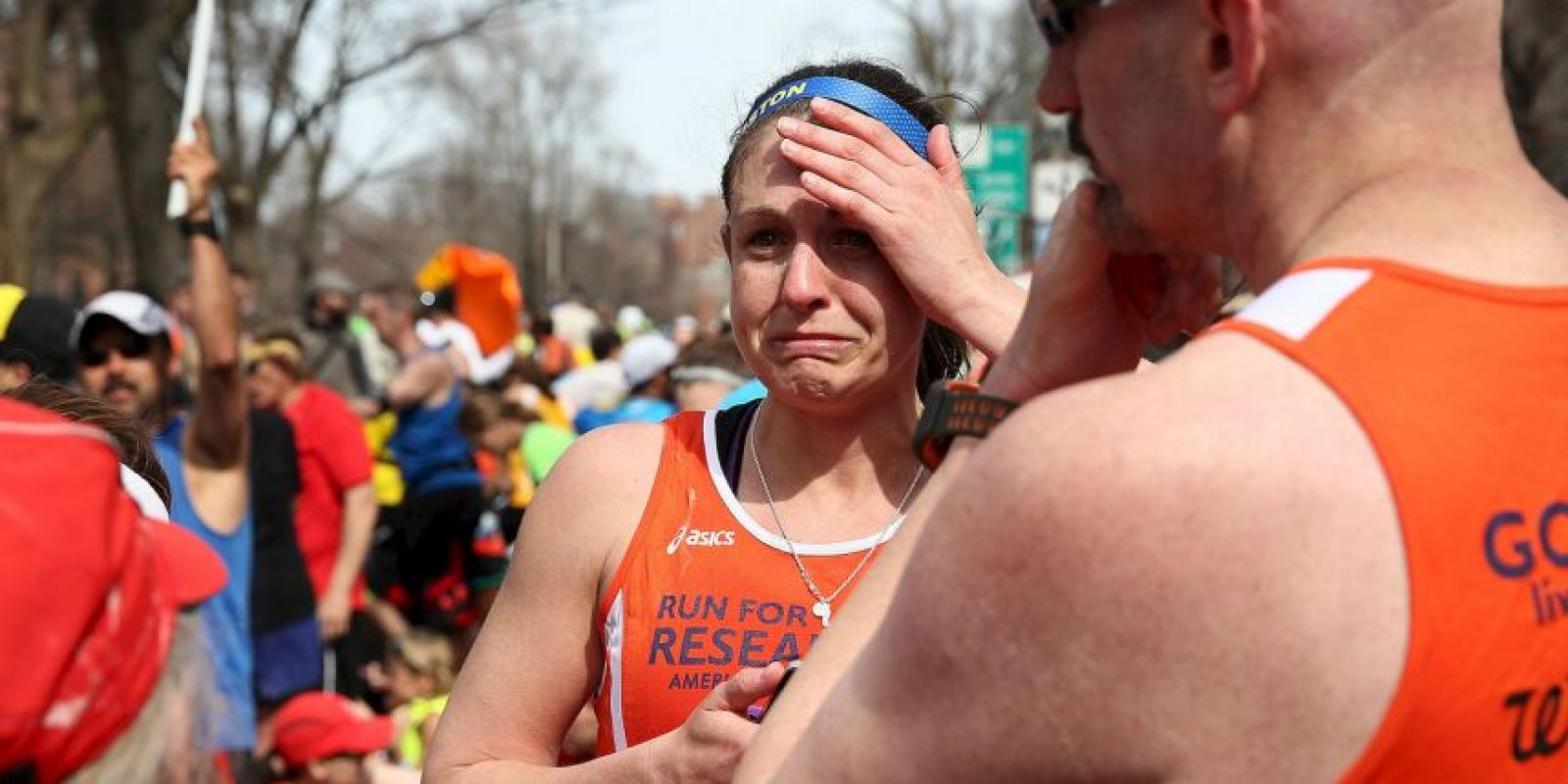 Atentado contra maratón de Boston