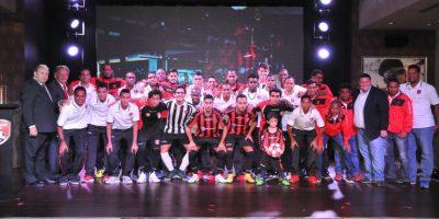 Bauger FC presenta plantel renovado para LDF 2016