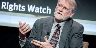 """Bill Frelick: """"Contener el flujo de migrantes no es la solución"""""""