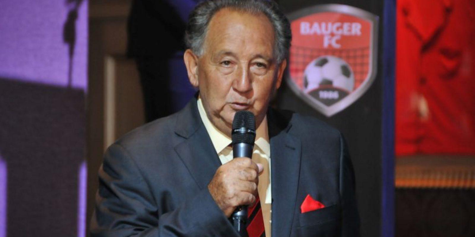 Jorge Rolando Bauge, presidente. Foto:Fuente Externa