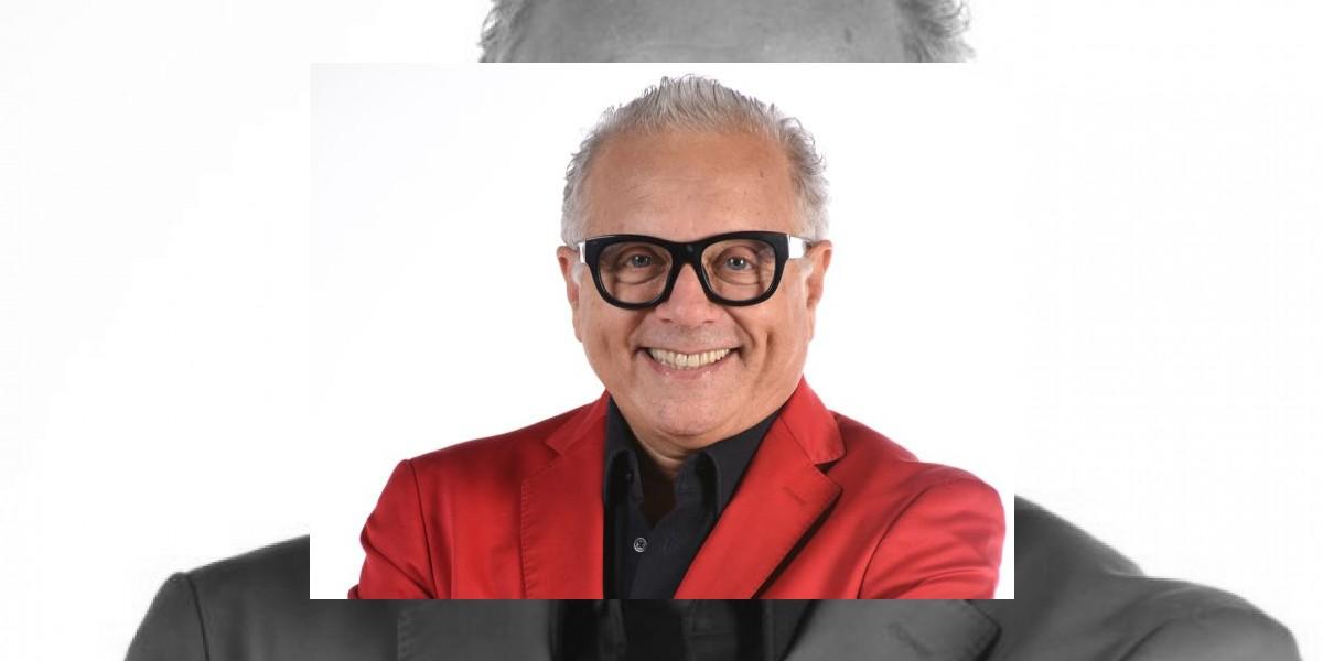 """Orlando Urdaneta: """"Quiero que los dominicanos rían conmigo"""""""