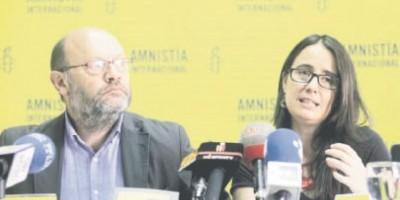 Amnistía Internacional alerta sobre el asalto a las libertades en el mundo