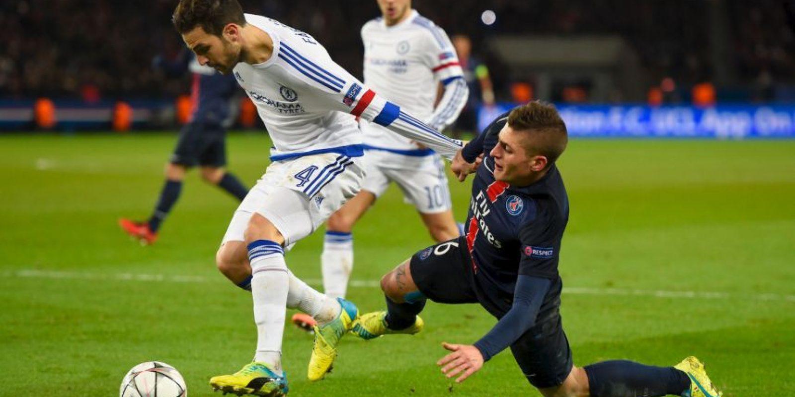 Los galos tomaron ventaja 2-1 en el partido de ida Foto:Getty Images