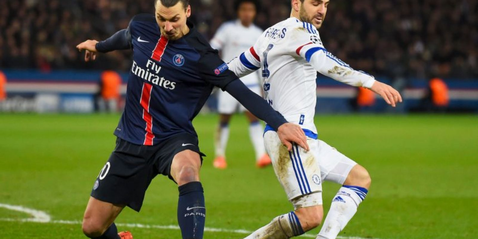 "PSG eliminó a los ""Blues"" la temporada pasada Foto: Getty Images"