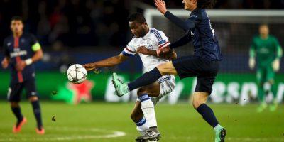 Pero la antepasada, Chelsea se impuso al combinado parisino, en cuartos de final. Foto:Getty Images