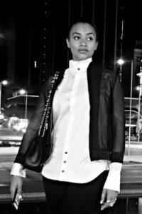 Es una presentadora y modelo inglesa Foto:Vía instagram.com/amalfashanu