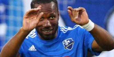 Drogba denunció el delito Foto:Twitter