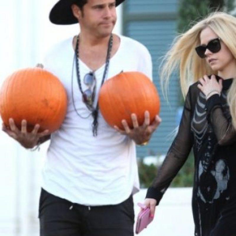 Avril Lavigne Foto:Grosby Group