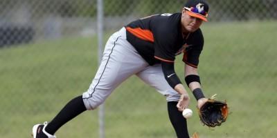 Miguel Rojas probará suerte en la primera base con Marlins
