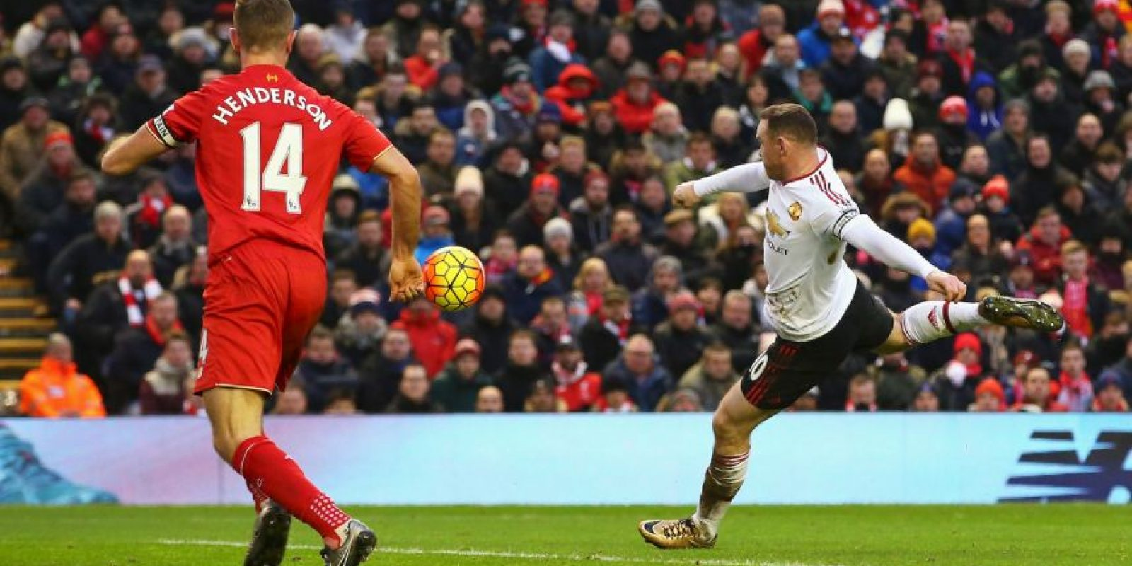 Liverpool vs. Manchester United Foto: Getty Images