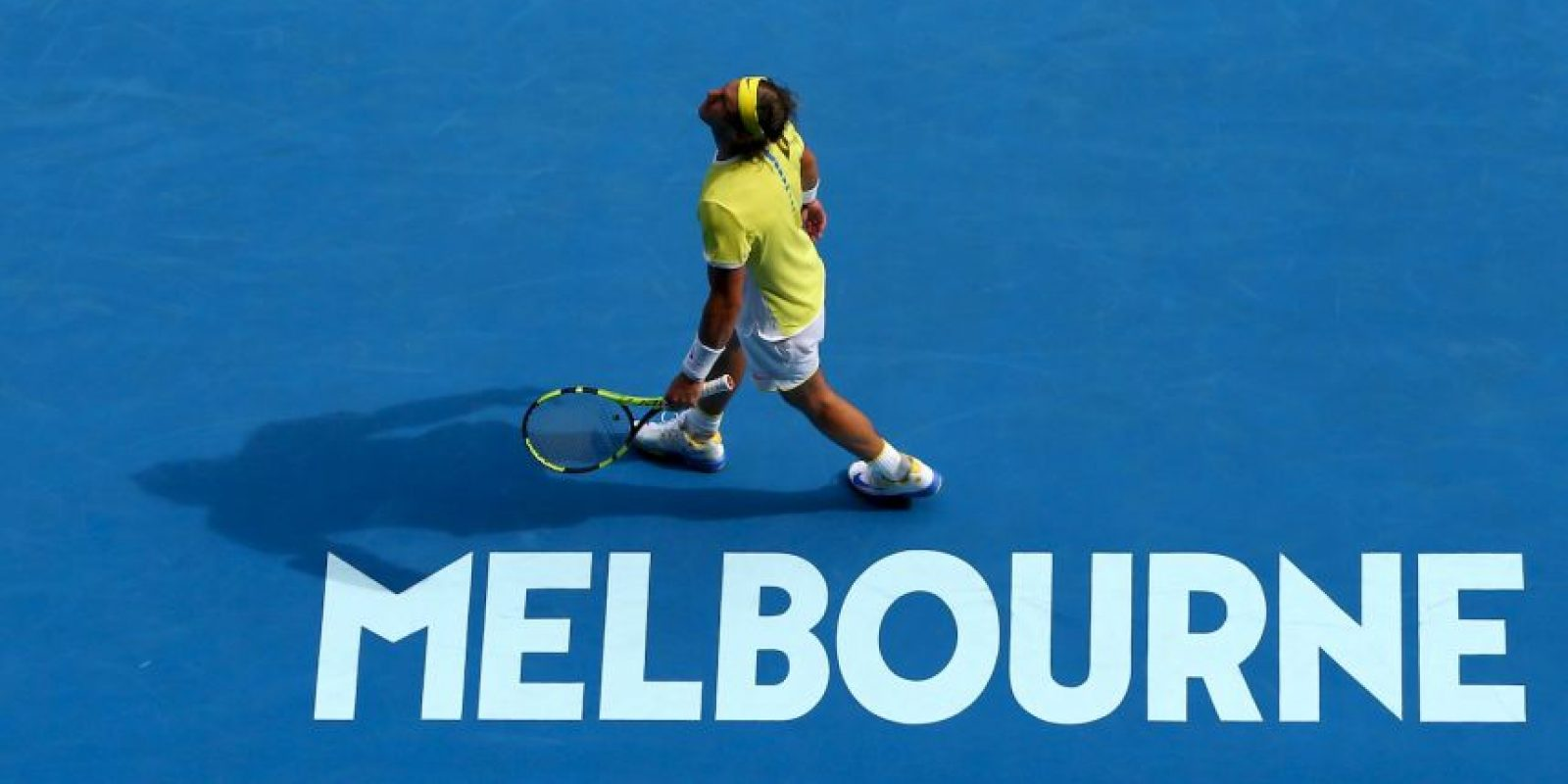 Y tres menos que Roger Federer Foto:Getty Images