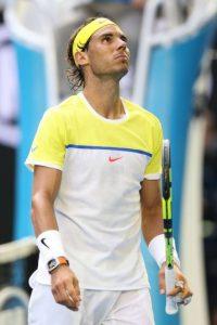 Rafa Nadal se defendió Foto:Getty Images