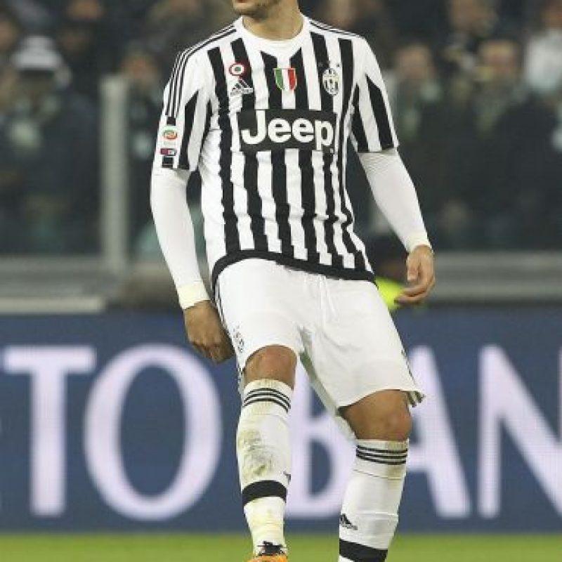 Ha marcado cuatro dianas en la Liga italiana en esta temporada Foto:Getty Images