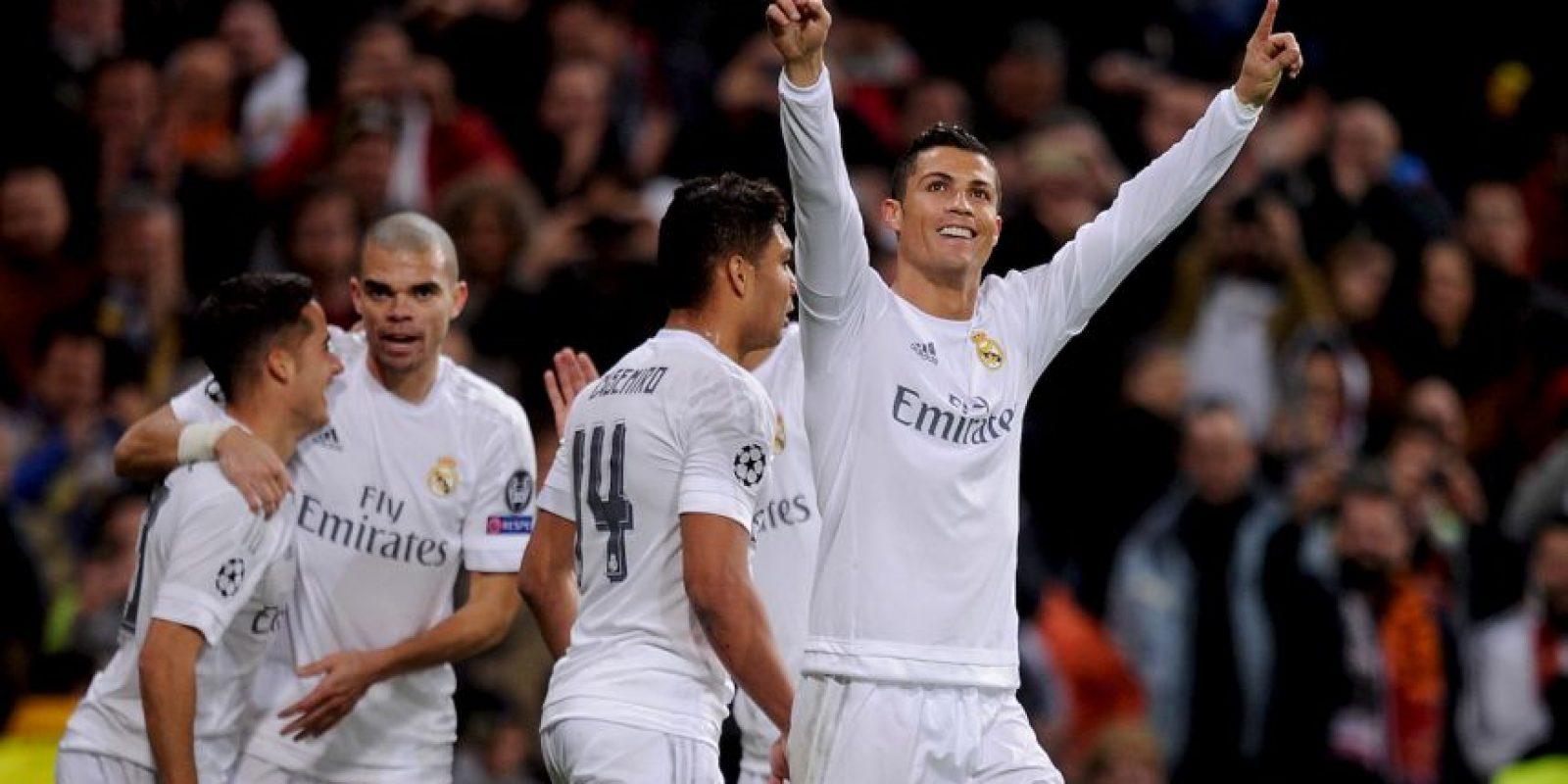 Cristiano Ronaldo sería la principal causa por las que dos estrellas no quieren ir al Real Madrid Foto:Getty Images