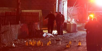 Se registró un tiroteo en Wilkinsburg, Pensilvania. Foto:AP