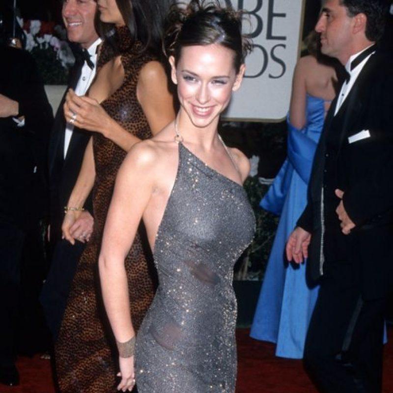 Así como la de Jennifer Love- Hewitt. Foto:vía Getty Images
