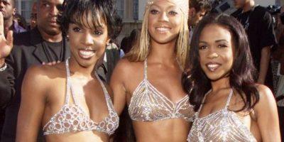 13. Exceso de brillo, como las Destiny's Child. Foto:vía Getty Images