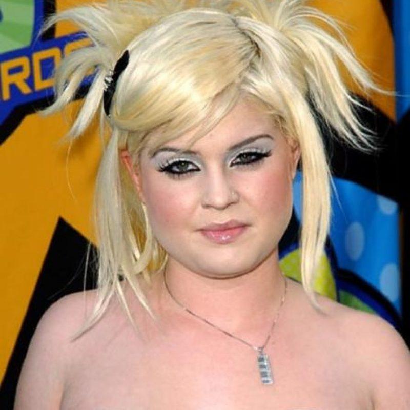 14. El pelo desordenado como Kelly Osbourne. Foto:vía Getty Images