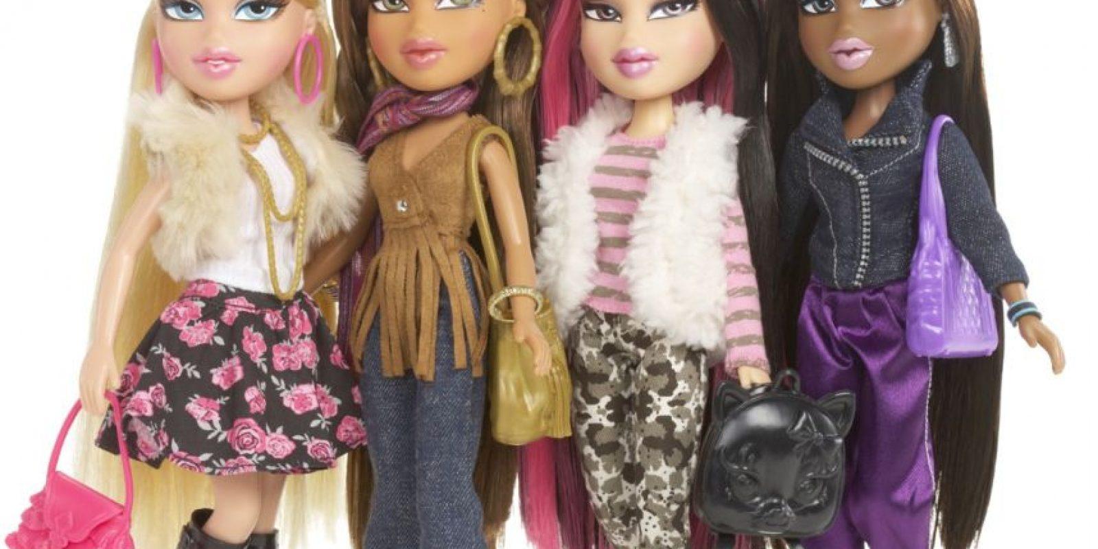 Han tenido varias colecciones a través del tiempo. Son las que más han tenido éxito frente a Barbie. Foto:vía MGAE