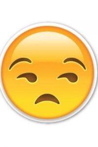 Desaprovación Foto:Emojipedia