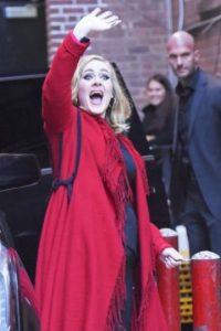 El de Adele Foto:Grosby Group