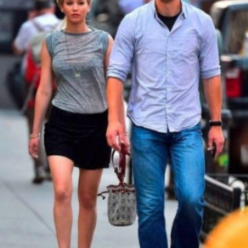 Aquí el de Jennifer Lawrence Foto:Grosby Group