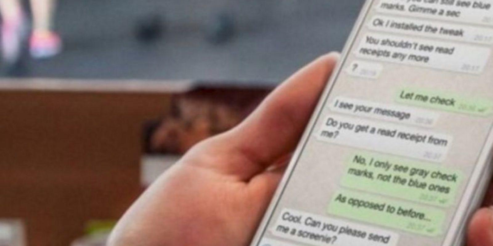 8- Borrado de mensajes más sencillo: pueden elegir a partir de una semana, un mes y hasta medio año. Foto:Tumblr