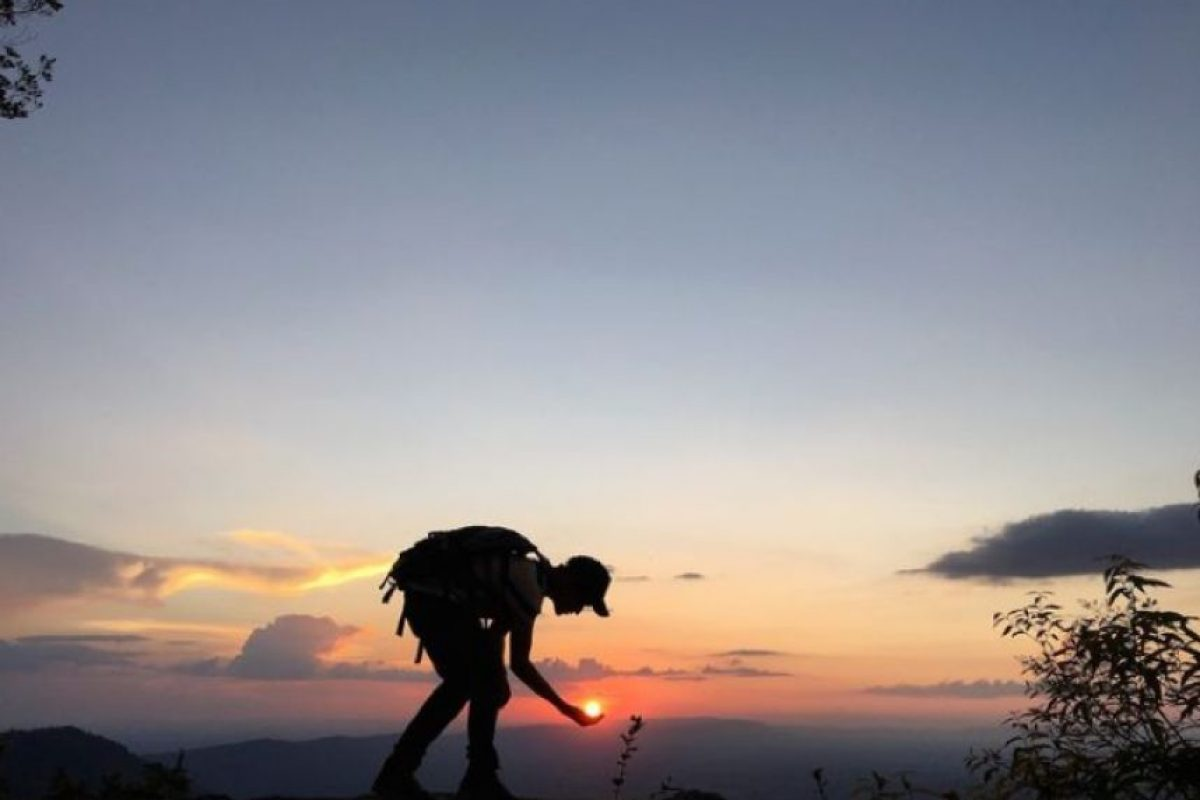 Jirasak Panpiansin. La foto fue tomada en la provincia de Chaiyaphum, Tailandia. Foto:Vía Apple