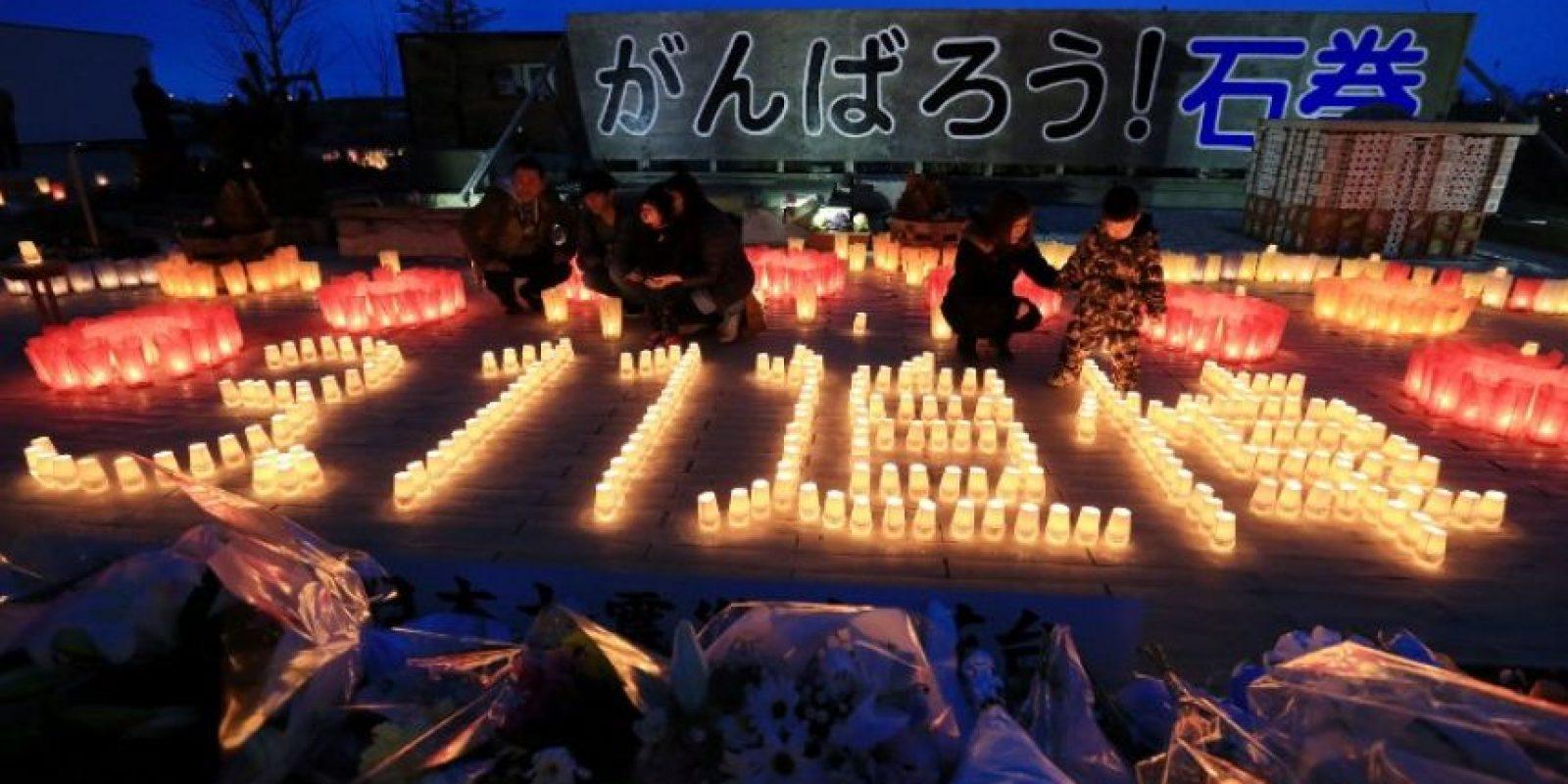 Se vieron tributos en distintas ciudades del país. Foto:AFP
