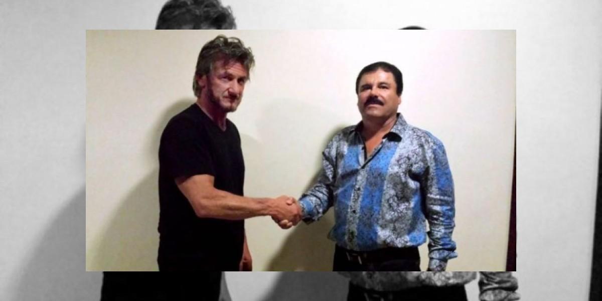 """La verdadera razón de la reunión entre el """"Chapo"""" y Sean Penn"""
