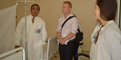 Técnicos de OPS y OMS supervisan en el país casos de males febriles