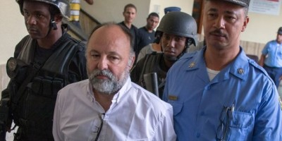 "Extraditado: ""En RD me tratan mejor que en Egipto"""