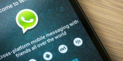 9- 23 ocasiones, las que revisa en promedio un usuario su WhatsApp diariamente. Foto:Tumblr