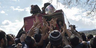 Las muertes en la región se sitúan en 455 Foto:AFP