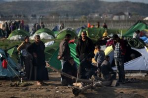 Continúa la crisis migratoria Foto:AFP