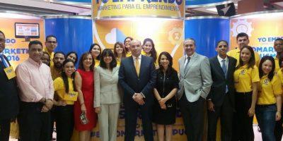 #TeVimosEn: PUCMM promueve el emprendimiento