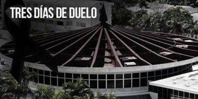 UASD declara tres días de duelo por la muerte de Febrillet