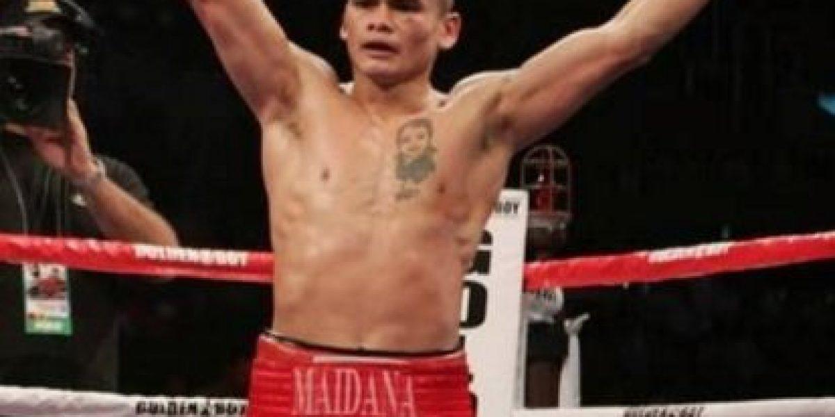 Así ha subido de peso este excampeón de box tras su retiro