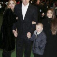 Fue el único hijo de Madonna y el director de cine Guy Ritchie. Foto:Grosby Group