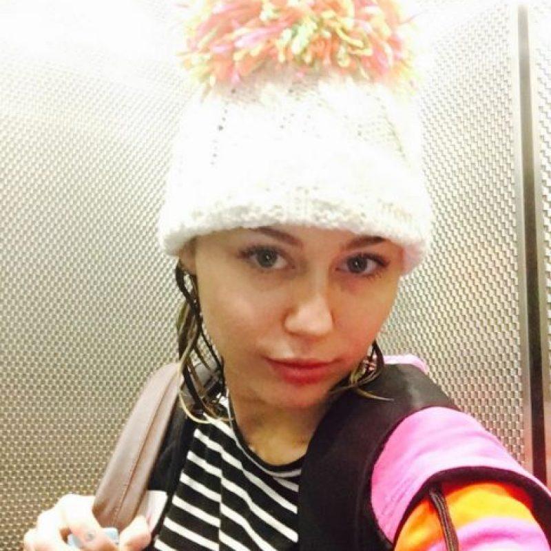 Su look actual Foto:Vía instagram.com/mileycyrus/